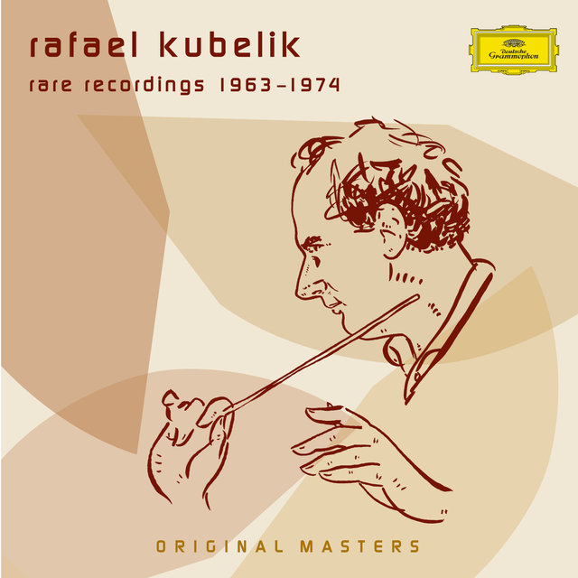 Recordings conducted by Kubelik