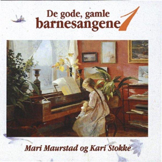 Cover art for album  by Mari Maurstad, Kari Stokke