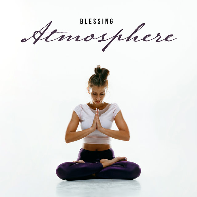 Blessing Atmosphere - Spiritual Connection with Buddhist Meditative Sounds