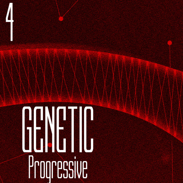 GENETIC! Progressive, Vol. 4