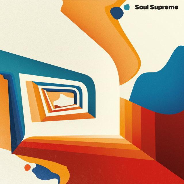 Cover art for album Soul Supreme by Soul Supreme