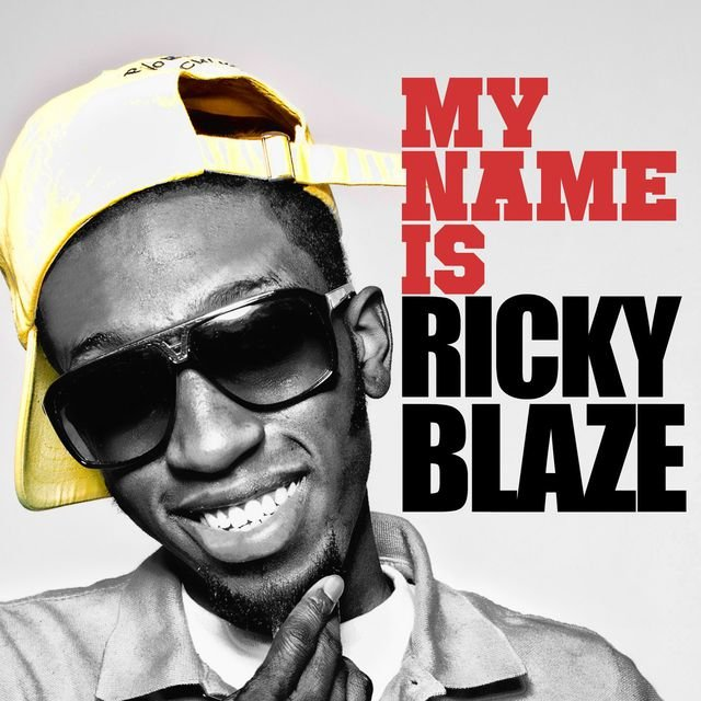 My Name Is Ricky Blaze EP