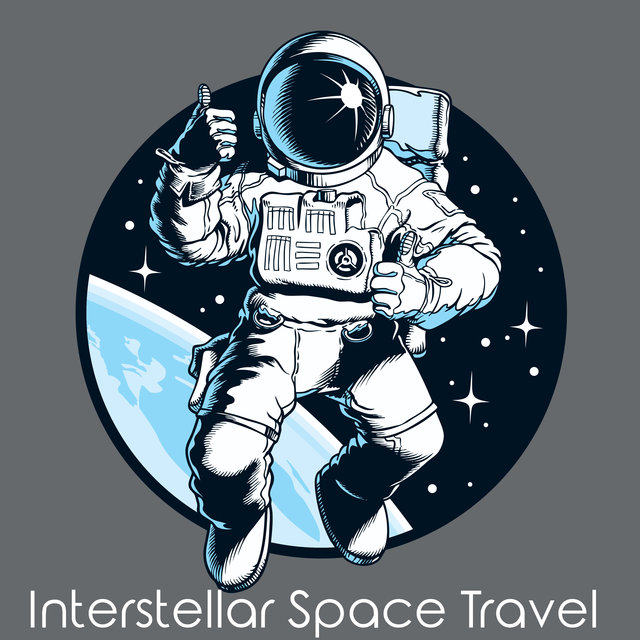Interstellar Space Travel: Space Ambient Music, Restful Sleep, Relax and Calm Down, Healing Meditation, Yoga Workout, Spa Treatments, Therapy Session
