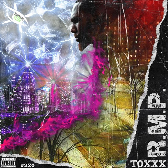 Cover art for album R.M.P. (Respect, Money & Power) by Toxxx