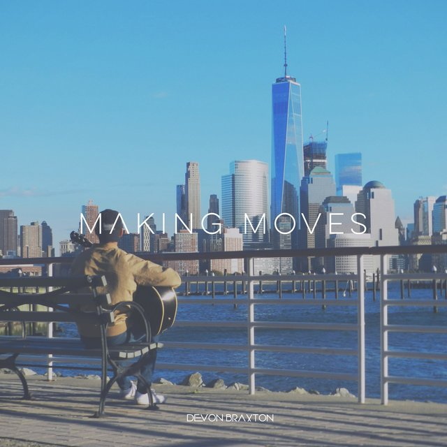 Cover art for album Making Moves by Devon Braxton