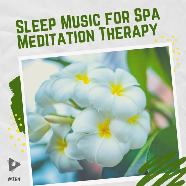 Sleep Music for Spa Meditation Therapy