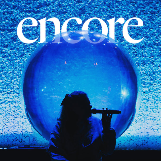 Cover art for album Encore (Ao Vivo) by Capicua