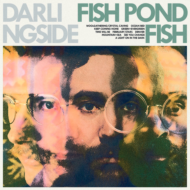 Cover art for album Fish Pond Fish by Darlingside