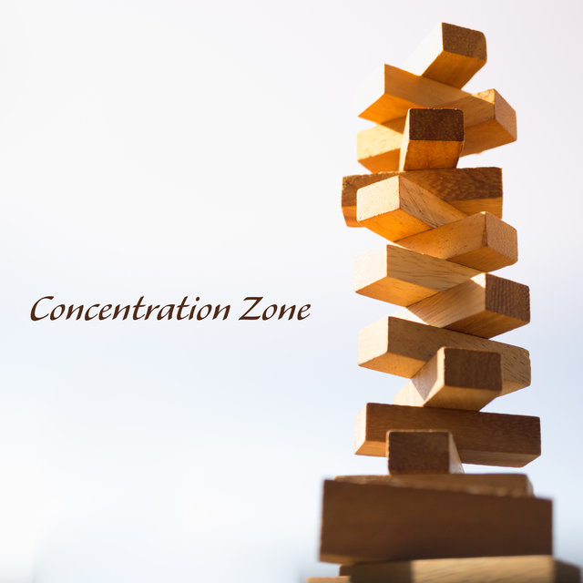Concentration Zone – Music For Effective Learning, Study and Work