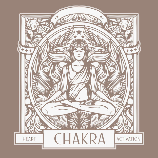 Heart Chakra Activation: Anhata Opening Meditation Music