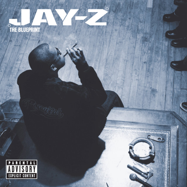Cover art for album The Blueprint (Explicit Version) by JAY-Z