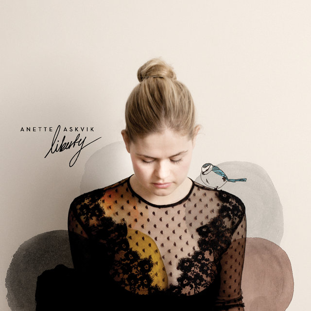 Cover art for album Liberty by Anette Askvik