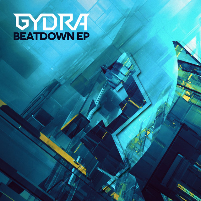 Cover art for album Beatdown by Gydra