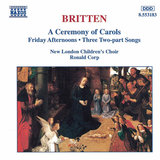 A Ceremony of Carols, Op. 28: Balulalow