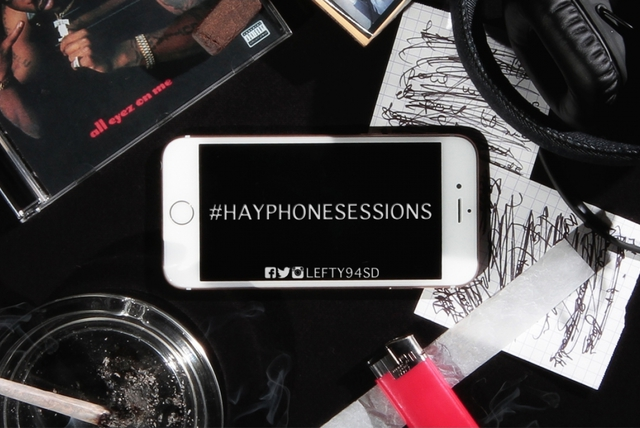 Lefty - HAYphone Sessions 8 (Hooss Feat. SCH - Aniki mon frère Remix)