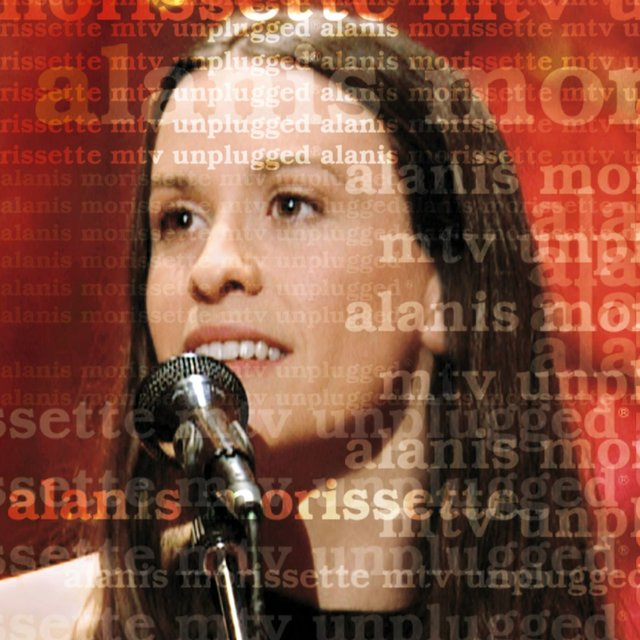 Cover art for album Unplugged by Alanis Morissette