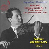 Violin Concerto No. 3 in G Major, K. 216: I. Allegro (Live)