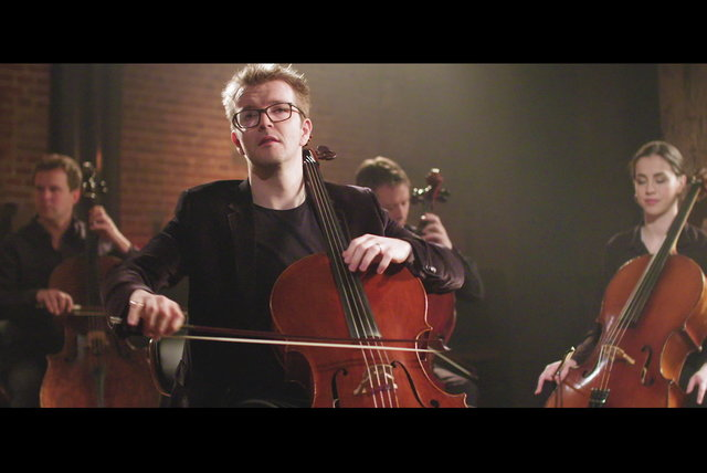 Gregson: Recomposed by Peter Gregson: Bach - Cello Suite No. 6 in D Major, BWV 1012 - 6. Gigue