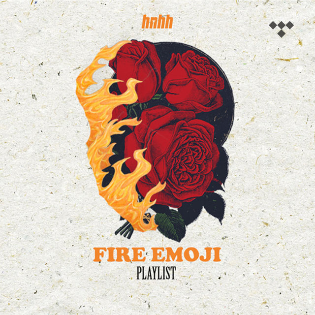 Cover art for album HotNewHipHop: FIRE EMOJI by HotNewHipHop