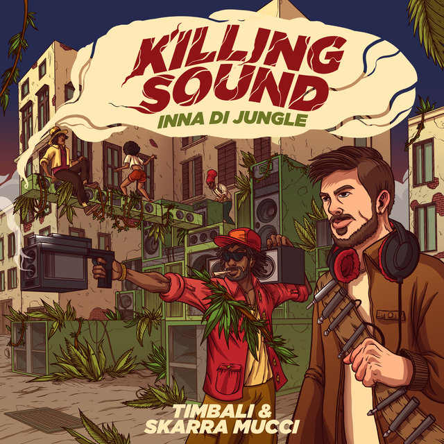 Killing Sound (Inna Di Jungle)