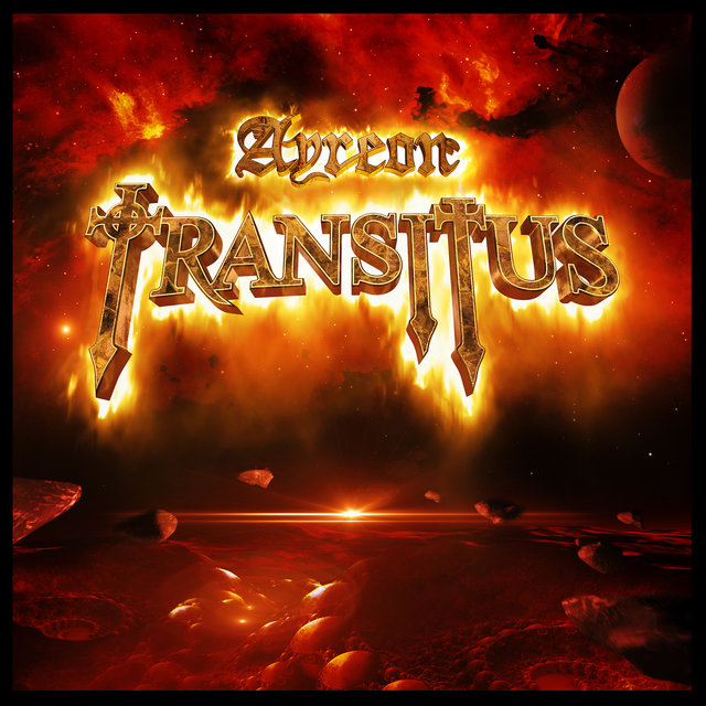 Cover art for album Transitus by Ayreon