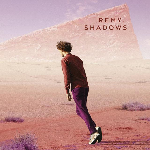 Cover art for album Shadows by Remy van Kesteren