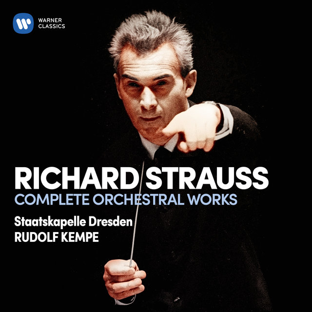Strauss, Richard: Complete Orchestral Works