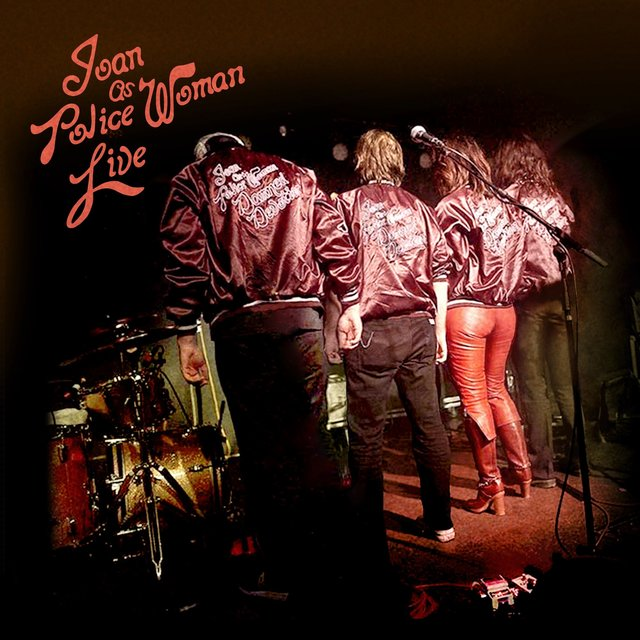 Cover art for album Live by Joan As Police Woman