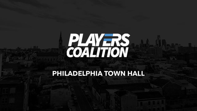 Cover art for album  by Players Coalition