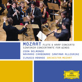 Sinfonia concertante for Oboe, Clarinet, Horn, Bassoon and Orchestra, in E flat, K.297b - Mozart: Sinfonia Concertante For Oboe, Clarinet, Horn, Bassoon And Orchestra, In E Flat, K.297b - 1. Allegro