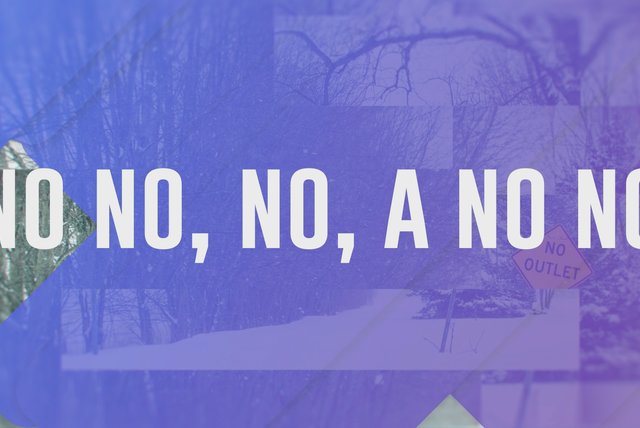 A No No (Lyric Video)