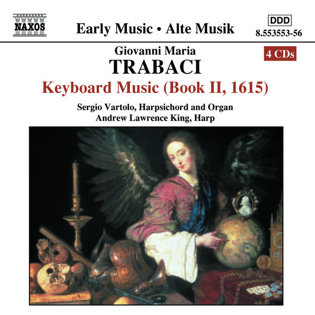 Trabaci: Keyboard Music, Book 2