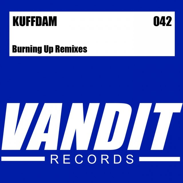 Burning Up Remixes