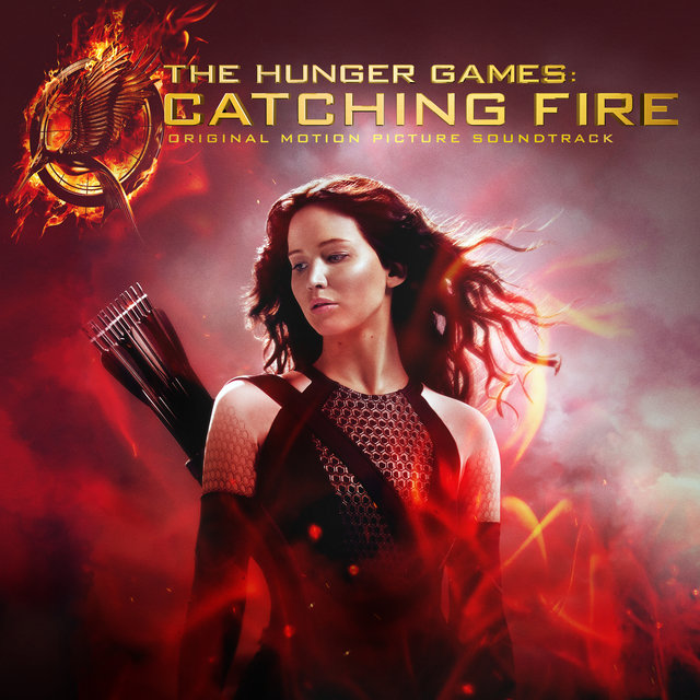 Cover art for album The Hunger Games: Catching Fire (Original Motion Picture Soundtrack / Deluxe Version) by Various Artists