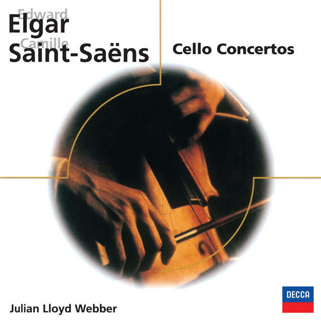 Elgar: Cello Concerto / Saint-Saens: Cello Concerto No.1, &c