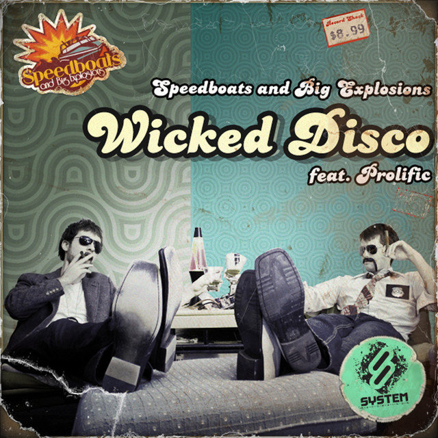 Wicked Disco - EP