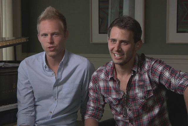 How Justin Paul and Benj Pasek Became Pasek and Paul