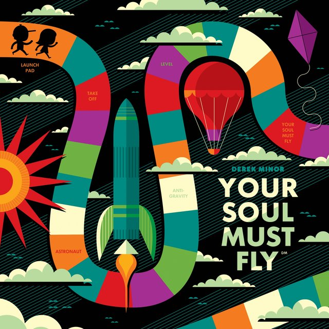 Your Soul Must Fly (Instrumentals)