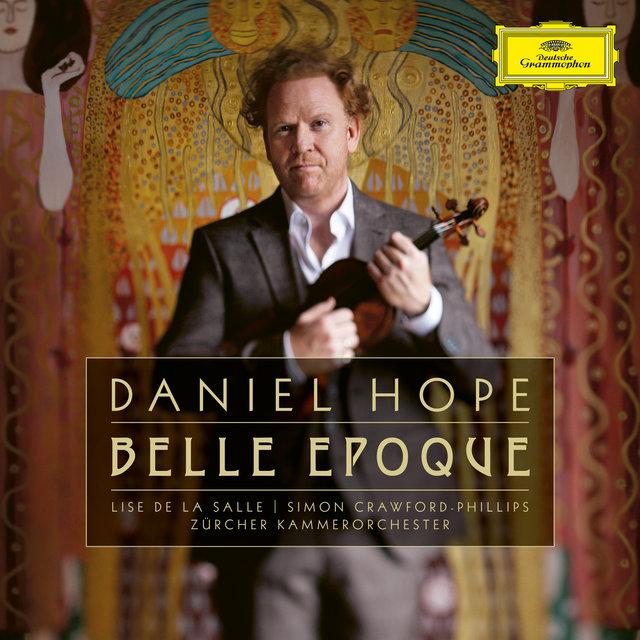 Cover art for album Belle Époque by Daniel Hope