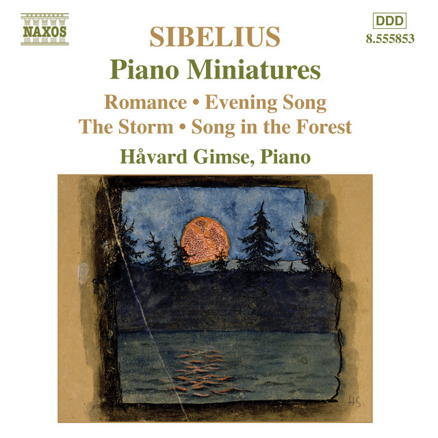 Sibelius: Piano Music, Vol.  5