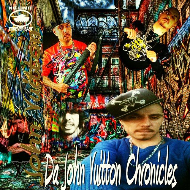 Cover art for album Da John Vuitton Chronicles by John Vuitton