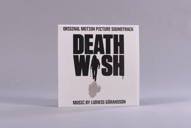 Vinyl Unboxing: Death Wish (Original Motion Picture Soundtrack) - Music by Ludwig Göransson