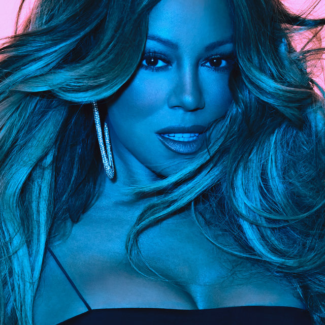 Cover art for album The Distance by Mariah Carey, Ty Dolla $ign