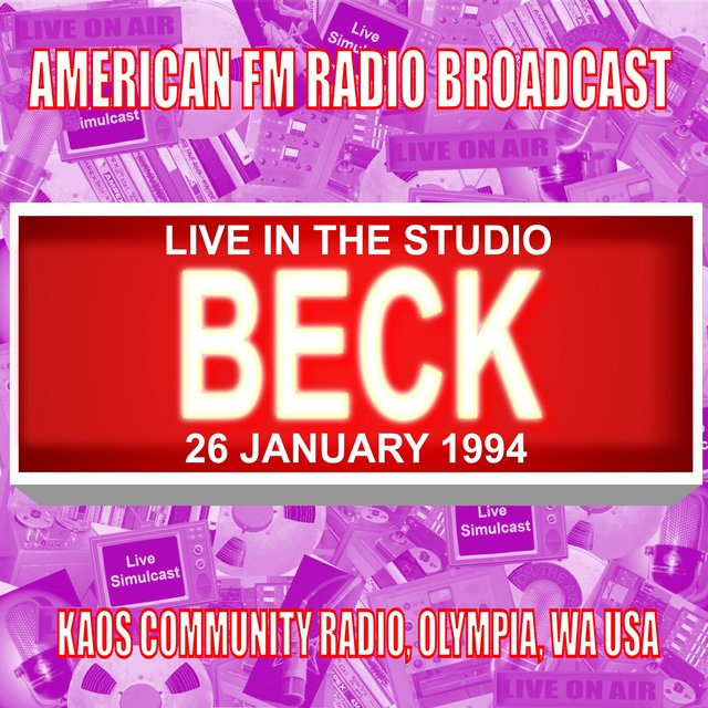 Live In The Studio - Kaos Olympia Community Radio, Olympia WA 1994 (Live 1994 FM Broadcast)