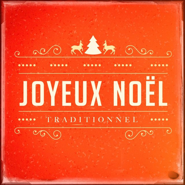 Joyeux Noël traditionnel