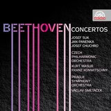 Concerto for Violin, Cello, Piano and Orchestra in C-Sharp Major, Op. 56, .: I. Allegro