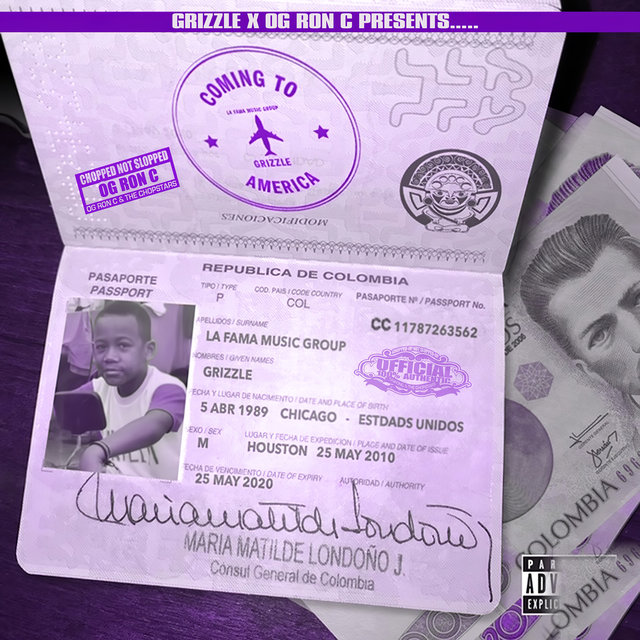 Coming to America : Chopped Not Slopped