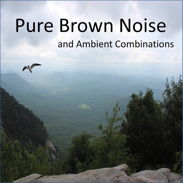 Pure Brown Noise and Ambient Combinations