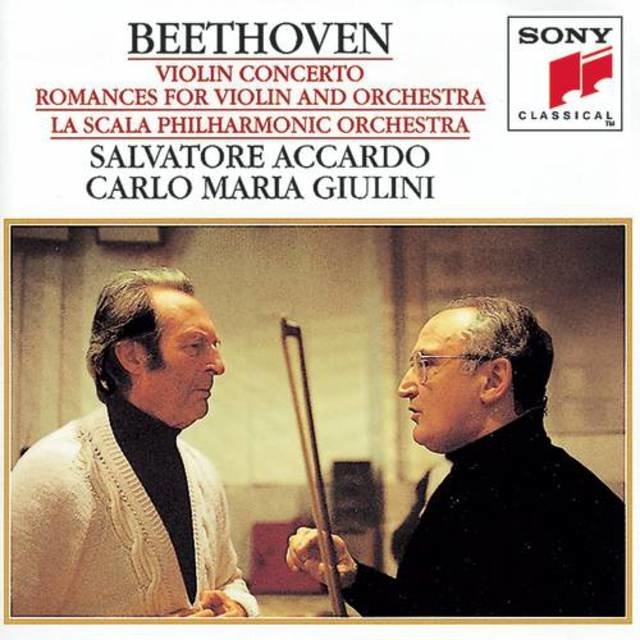 Beethoven: Violin Concerto in D Major, Op. 61 & Romances for Violin and Orchestra