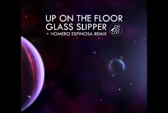 Glass Slipper - Up On The Floor (Dub Mix)